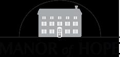 Manor of Hope Sticky Logo