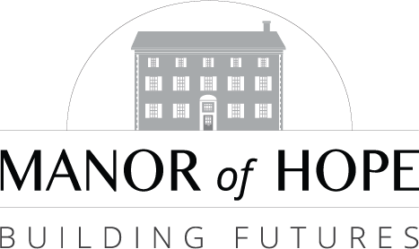 Manor of Hope Mobile Retina Logo