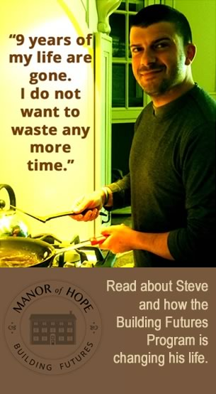 read steve's story about overcoming addiction
