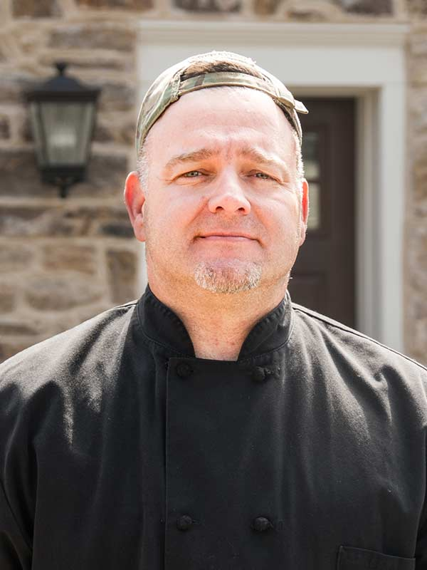 Sam Walters, Executive Chef