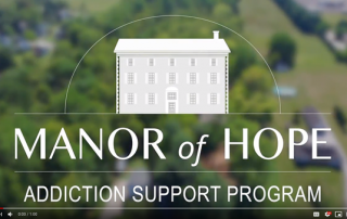 video testimonial manor of hope phoenixville pa