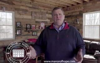 manor of hope garage makeover