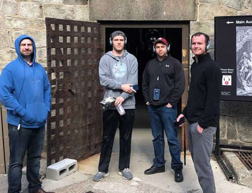 The Manor of Hope Guys Visit The Eastern State Penitentiary
