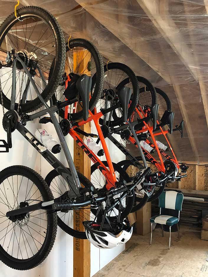 new mountain bikes