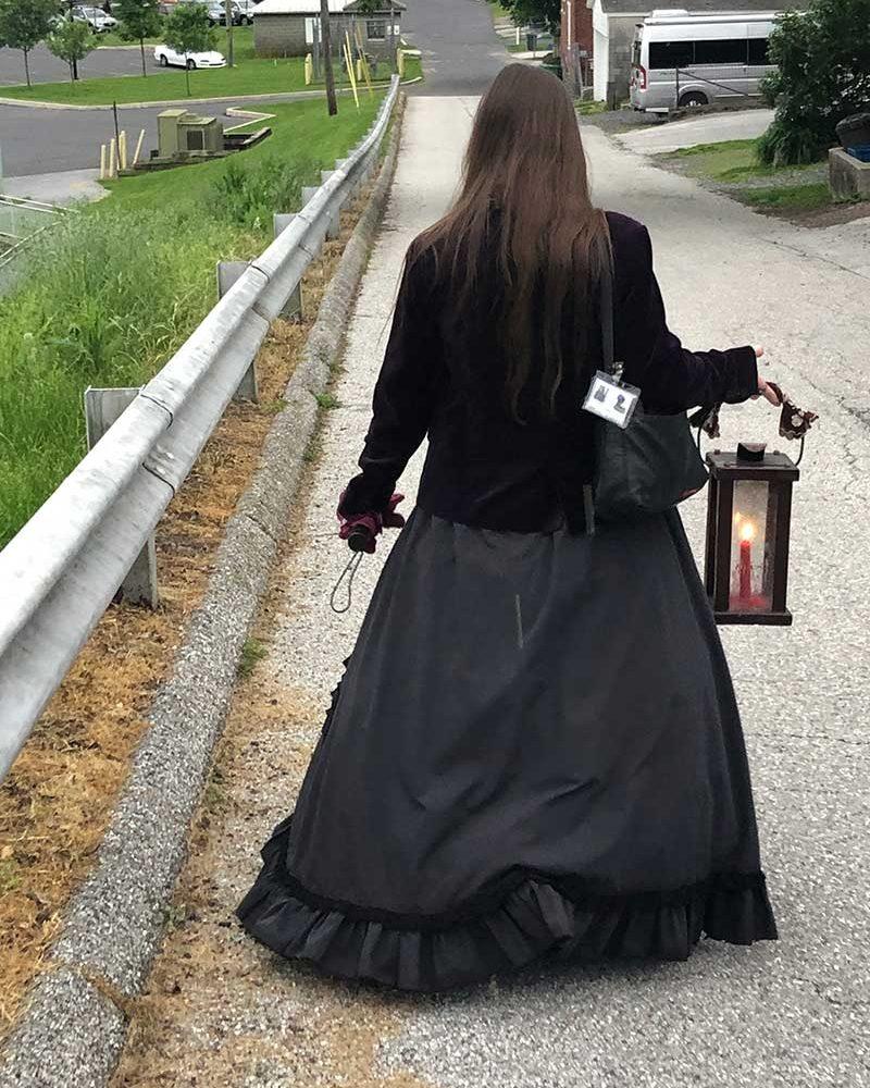 ghost tour in gettysburg
