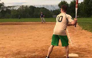 manor of hope softball game