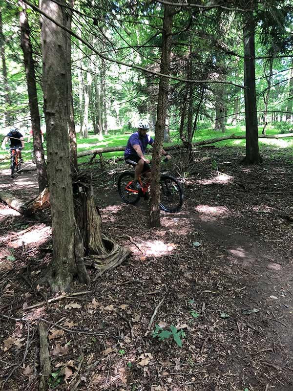 valley forge biking trails