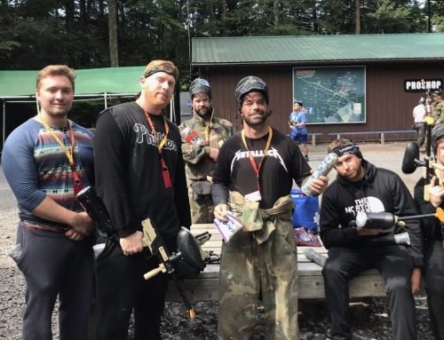 The Manor of Hope Paintball Team