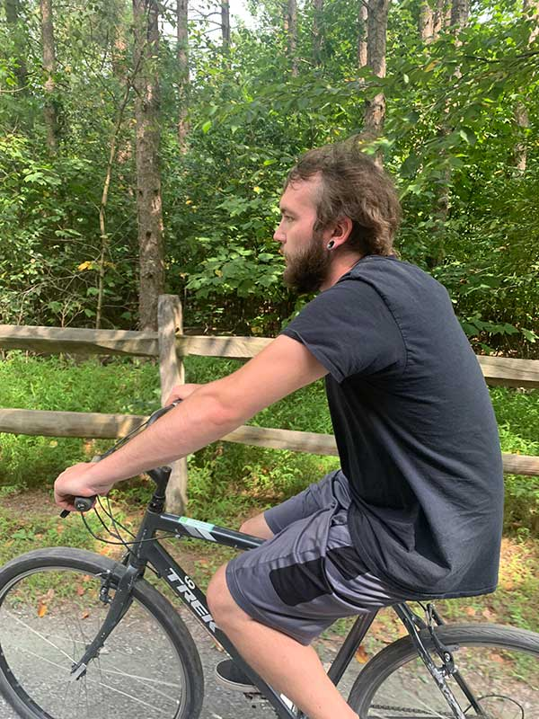 our bike trip