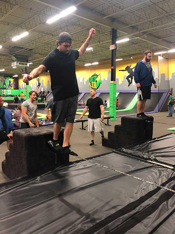get air trampoline