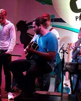 the guys band