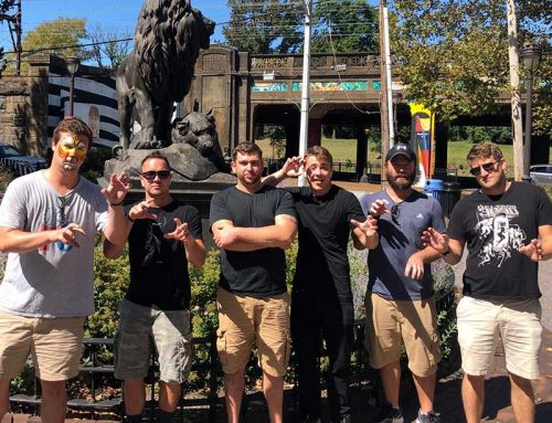 The Manor of Hope Guys Visit the Philadelphia Zoo