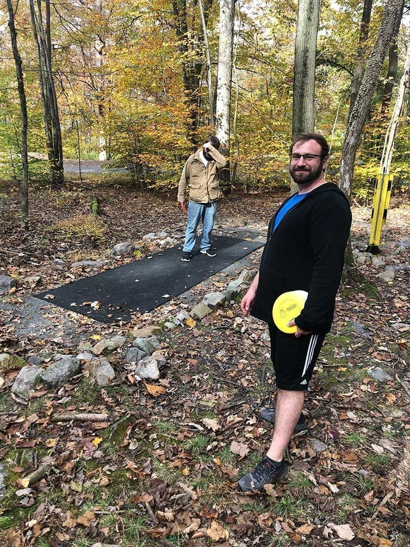 french creek disc golf