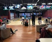 manor of hope guys go bowling