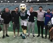 yoga with the eagles