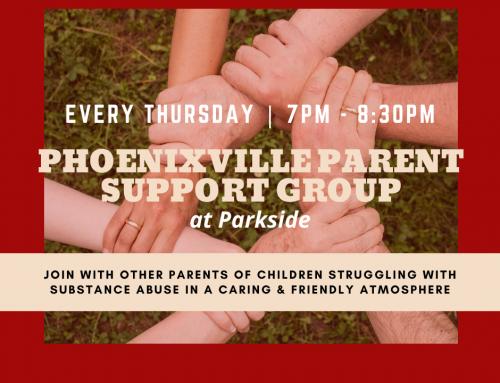 Phoenixville Parent Support Group at Parkside