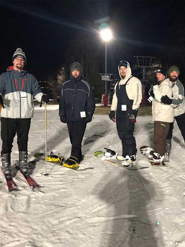 MOH guys at bear mountain